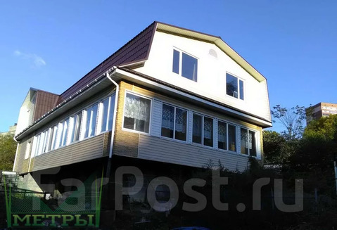 Продажа дома, Владивосток, Ул. 20 лет влксм