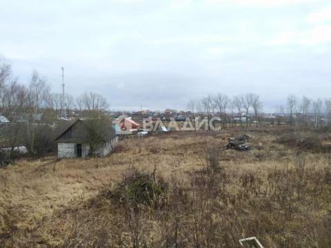 Суздальский район, посёлок Садовый, земля на продажу