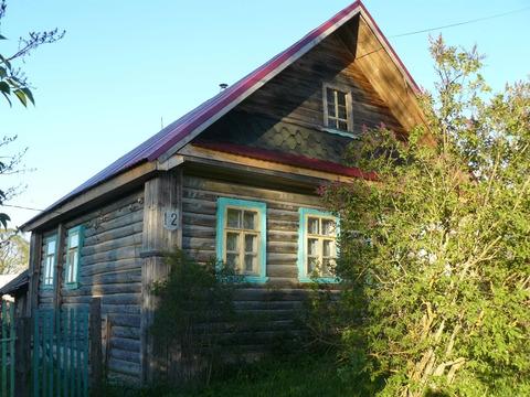 Дом с баней в д. Село Гора Новгородского района