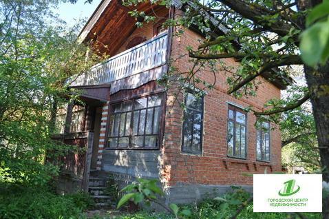 Кирпичная дача в СНТ рядом с д.Ильино