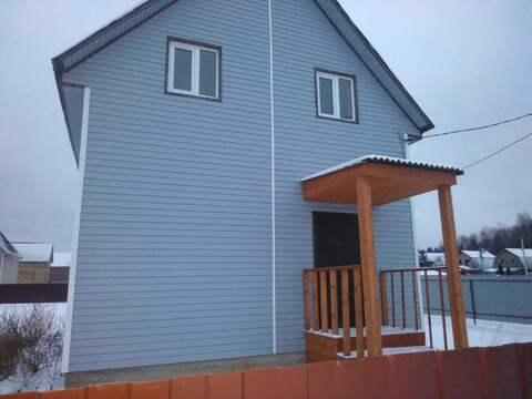 Купить дом из бруса в Наро-Фоминском районе д. Свитино