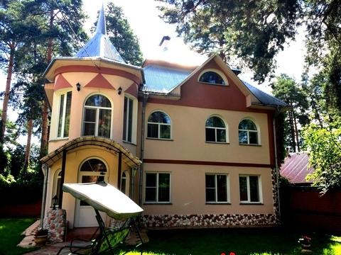 Дом 160 кв.м 22 сот. г.Раменское