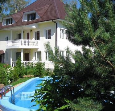Усадьба 840 кв.м. на участке 21 сотв д. Новоселки, Ступинского района.