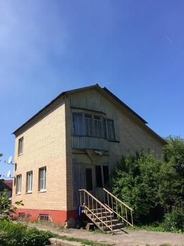 Продается дом 150 м2, 21,5 с в с. Ям, ул.Центральная, Домодедовский рн