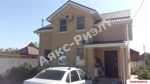 Продажа дома, Краснодар, Абрикосовая