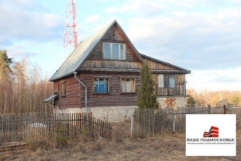 Дом в деревне Кузьминки