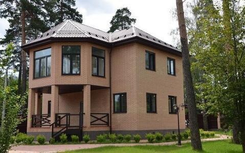 Продается шикарный коттедж в стародачном месте г. Пушкино, микрорайон