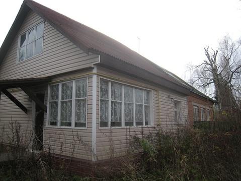 Продается дом в д.Станково Серпуховского района