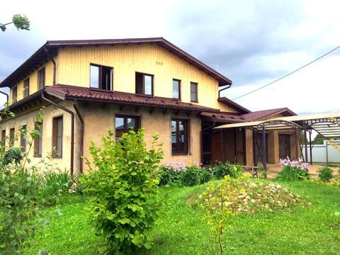 Дом в деревне Дергайково