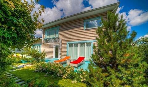 Предлагаем прекрасный деревянный дом в д.Новинки 14 км от МКАД по .