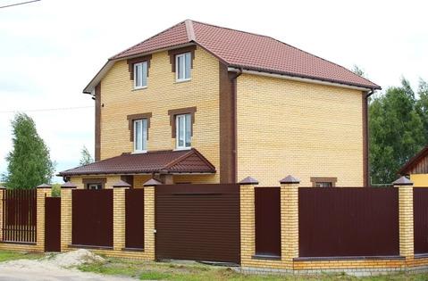 Новый Дом под ключ - 210 м2 + уч. 10 сот, в Бордовичи