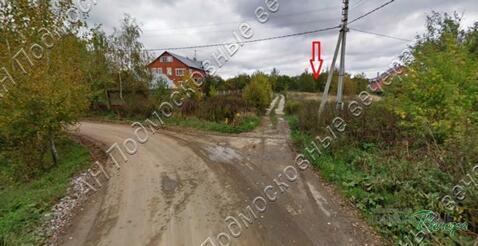 Калужское ш. 5 км от МКАД, Николо-Хованское, Участок 7.5 сот.