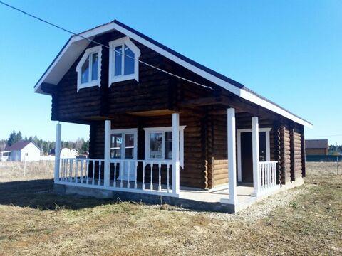 2-этажный дом, 112 м2 Можайский район, ДНП Лыткино