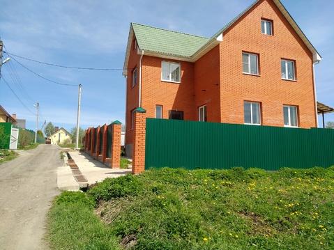 Продается дом 220 кв.м в Чеховском р-не, д. Костомарово