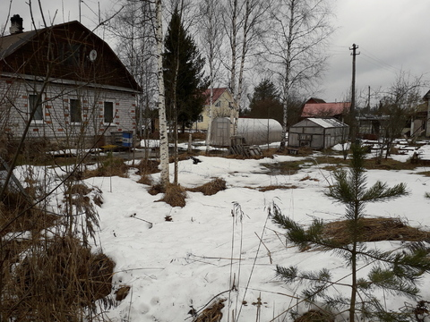 Продам земельный участок 6 соток г.Тосно массив Рубеж СНТ
