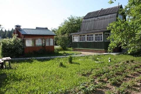 Дача на участке 9 соток в д.Терентьево