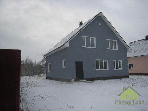 Дом у реки в дер. Новгородово