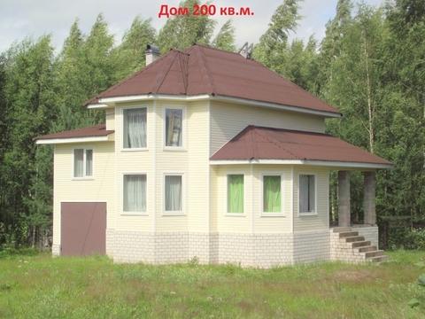 Ло, Выборгский р-н, п. Прибылово, дом 200м2, 22сот