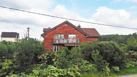 Дом 284 кв.м, Участок 7 сот. , Ярославское ш, 25 км. от МКАД.