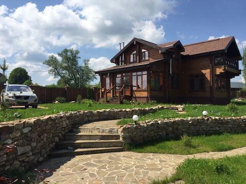 Продается коттедж 182 кв.м. в д.Торбеево, Киевское шоссе. 127 км