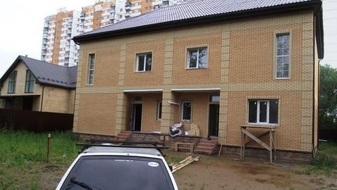 Дом 210 кв.м, Участок 5 сот. , Боровское ш, 12 км. от МКАД.