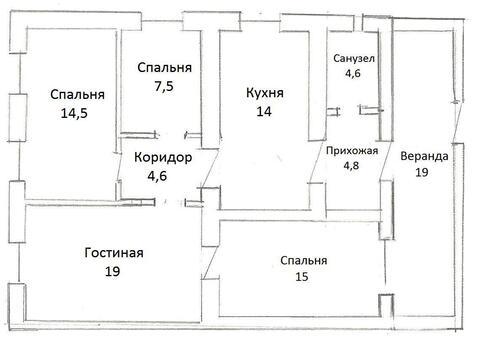 Дом в пос.Зональном по ул.Приволжская