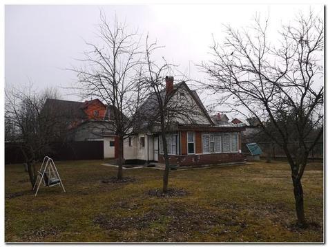 Дом 60 кв метров в Ивановке ! Есть камин, баня и городские удобства