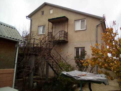 Продается дом 370 кв.м. в пгт Кача