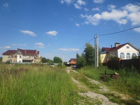 Продам участок 16.48 соток в Ивановской деревне, Серпуховского р-на МО