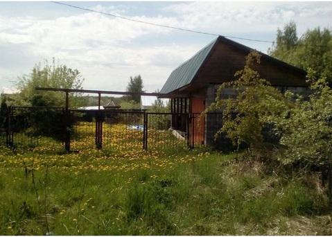 Садовый дом в СНТ Мечта Барыбино