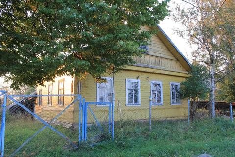 Дом на первой линии Раскопельского залива