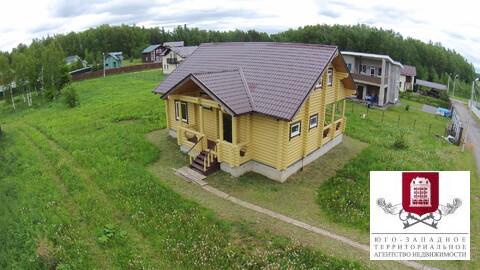 Продается дом из бревна в СНТ Тихие дали