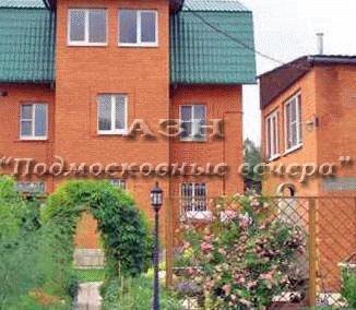 Щелковское ш. 20 км от МКАД, Звездный городок, Коттедж 200 кв. м
