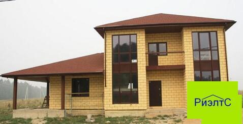 Новый дом в охраняемом коттеджном поселке Истьинская Ривьера