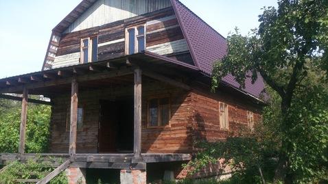 Дом 60 кв.м. в мкр. Вострякова, СНТ