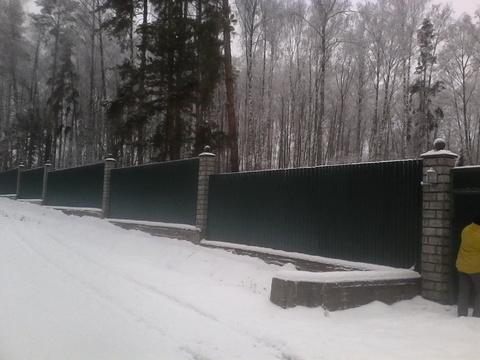 Участок 48 соток с домом, прудом и лесом в Боровске на ул. Калужская