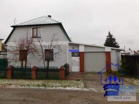 Продам дом 155 кв.м. в Новосибирске, Калининский район, ул. Чкалова