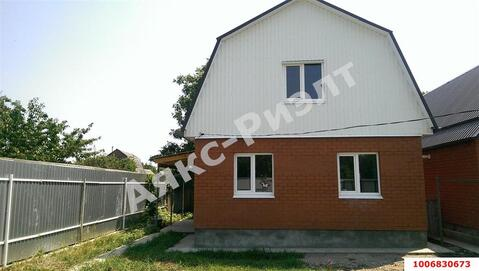 Продажа дома, Краснодар, Зеленая