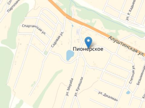Продажа участка, Пионерское, Симферопольский район, Ул. Юксек