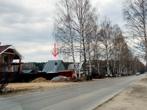 Продам земельный участок в г.Саров, Балыково 1-я линия