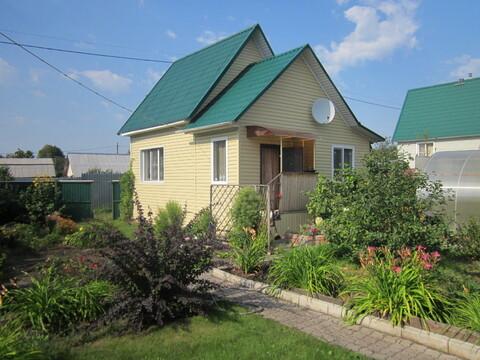 Дом в СНТ Сосна