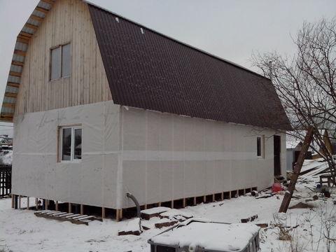 Продам дом в Выльгорте