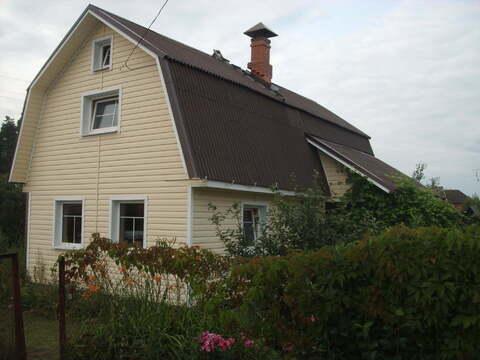 Продается дом в Малоярославце, ул. Сосновая