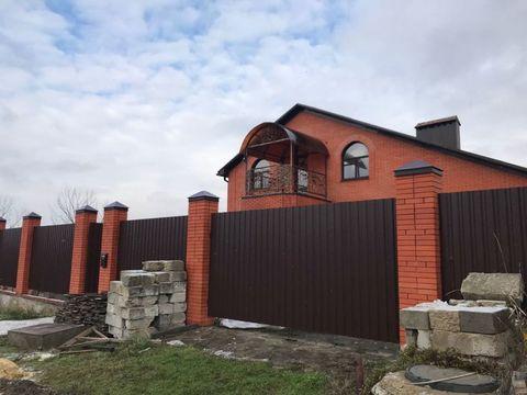 Дом, Персиановский, Мира, общая 250.00кв.м.
