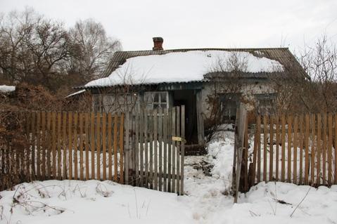 Дом 28 кв.м с земельным участком 19 сот. в д. Батькополье