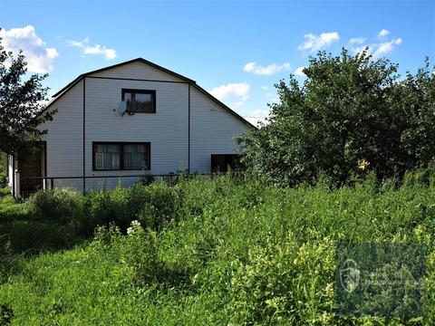 Жилой дом в деревне Верховье, Наро-Фоминский район. 14 соток.
