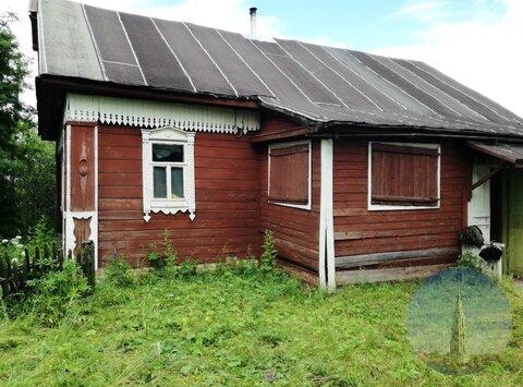 693. Мицеево. Бревенчатый дом 54 кв.м. с участком 30 соток.