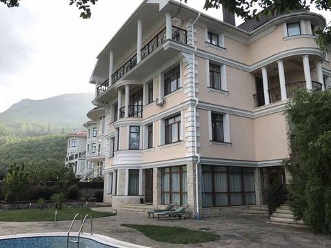 Большой дом для большой семьи в Гурзуфе