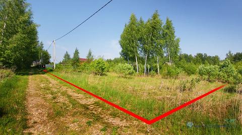 Дачный участок в отличном месте в Волоколамском районе недорого
