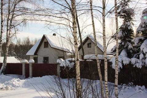 Жилой дом с гаражом и баней в селе Знаменское